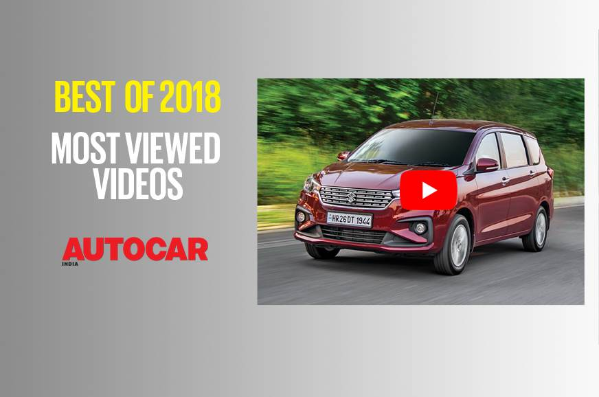 Best of 2018: Our most viewed car and SUV video reviews