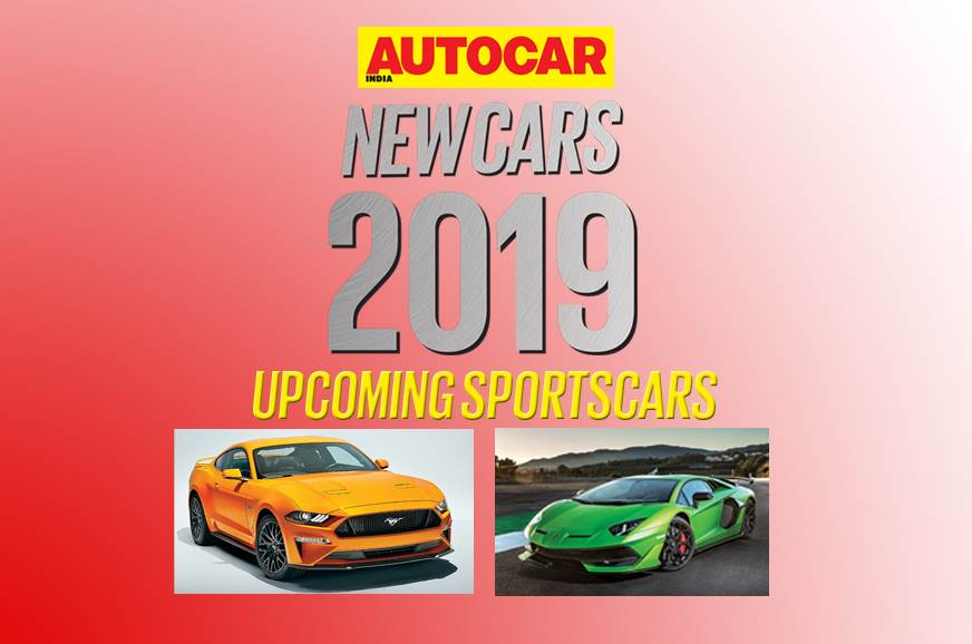New cars for 2019: Upcoming sportscars