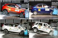 India's best safety-rated cars under Rs 10 lakh