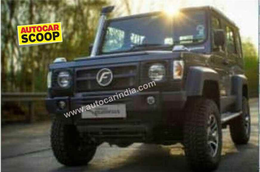 SCOOP! Force Gurkha Xtreme 2.2 launched at Rs 12.99 lakh