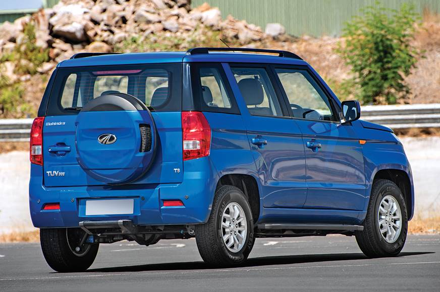 Boxy shape isn't attractive, but high ground clearance ma...