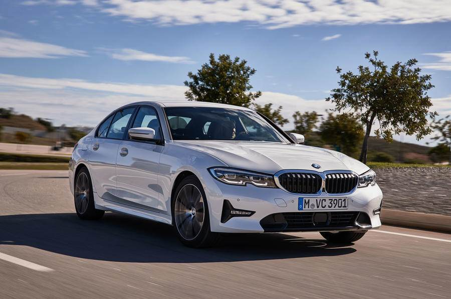 2019 BMW 3-series review, test drive