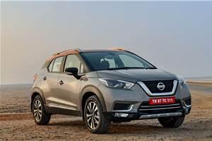 Nissan Kicks bookings open