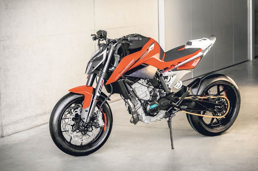 KTM-Bajaj working on a twin-cylinder 500cc motorcycle