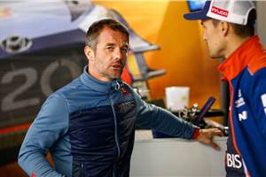 Loeb to contest 2019 WRC with Hyundai