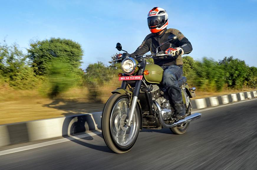 2018 Jawa, Jawa Forty Two review, test ride