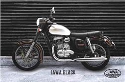 Jawa Classic gets two new paint shades