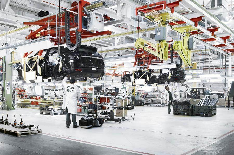 Jaguar Land Rover expected to cut up to 5,000 jobs