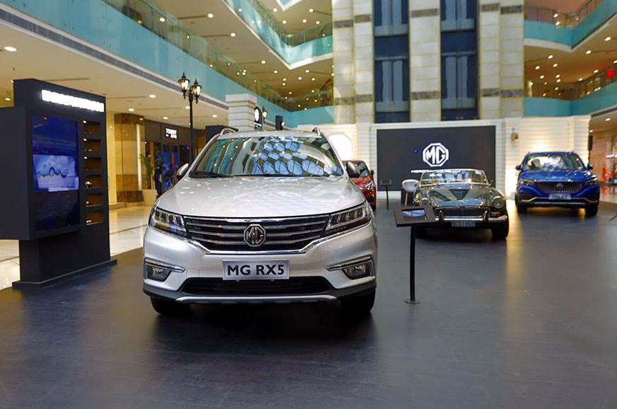 MG Motor commences product roadshows in India
