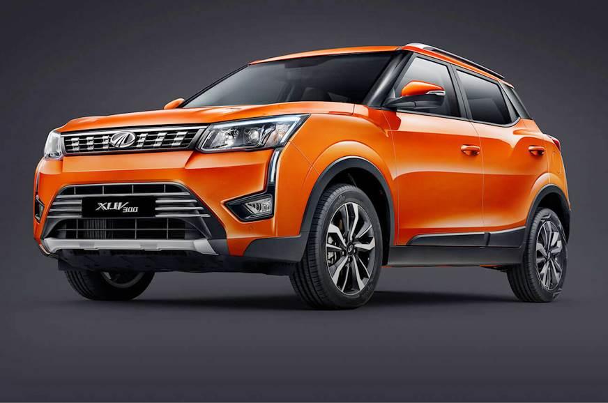 Mahindra XUV300 revealed before February 2019 launch