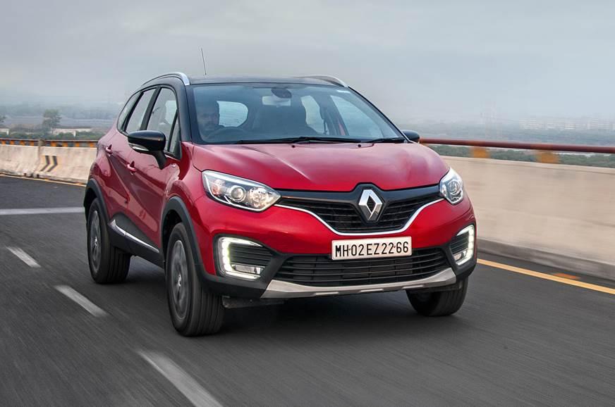 2018 Renault Captur Petrol-MT review, test drive