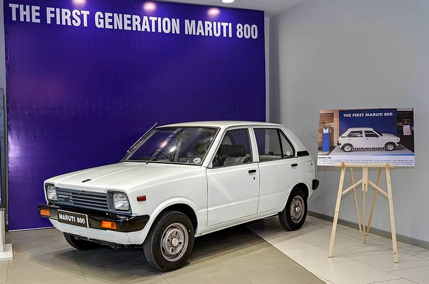 Classic Maruti Day celebrates 35 years of Maruti Suzuki