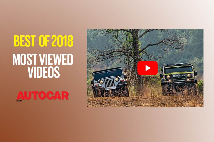 Best of 2018: Our most viewed SUV comparison videos