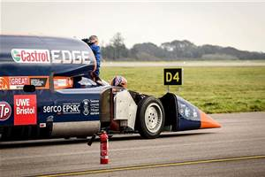 Bloodhound SSC Project saved
