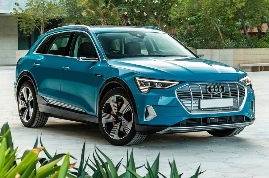 Audi's small all-electric SUV concept to be unveiled in early-2019