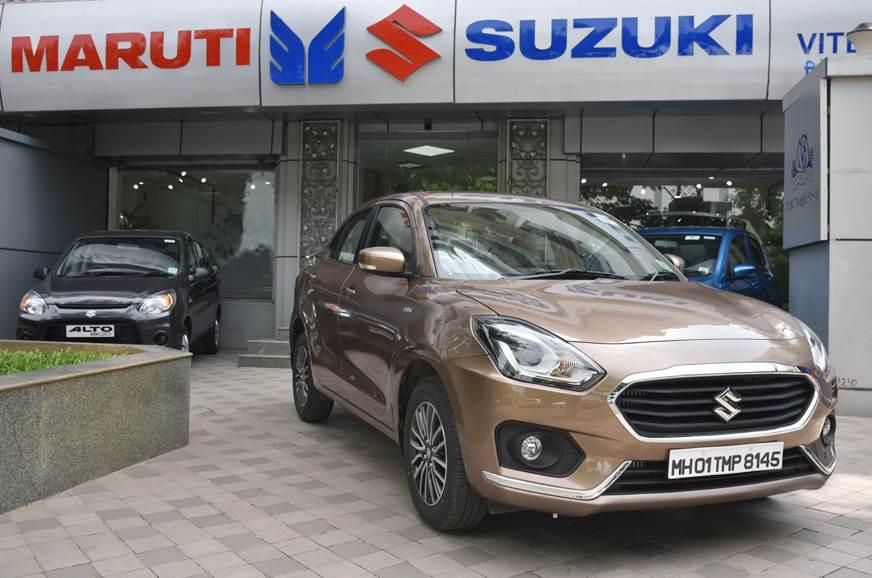 Year-end discounts on Maruti Suzuki cars