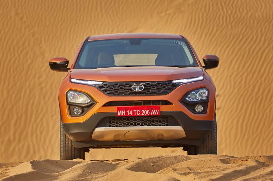 Tata Harrier launch on January 23, 2019