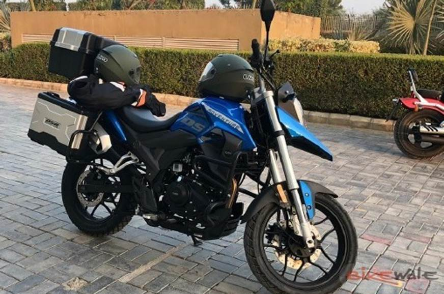 UM DSR Adventure 200 ABS to be priced at Rs 1.39 lakh