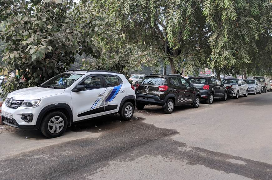 Order withdrawn for high parking charges in Delhi
