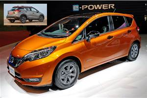 Nissan Kicks e-Power in the works
