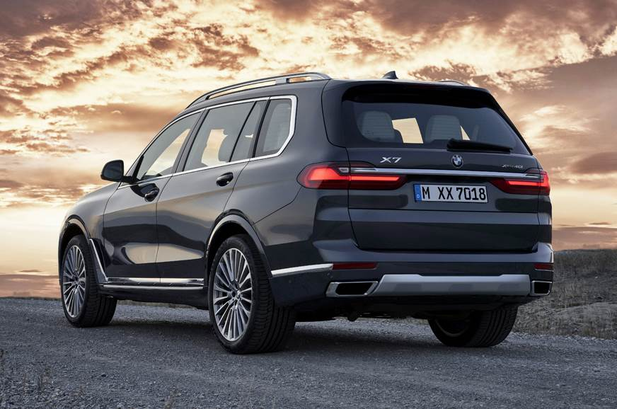 Bmw X7 M50d India Unveil On January 31 Launch Late 2019