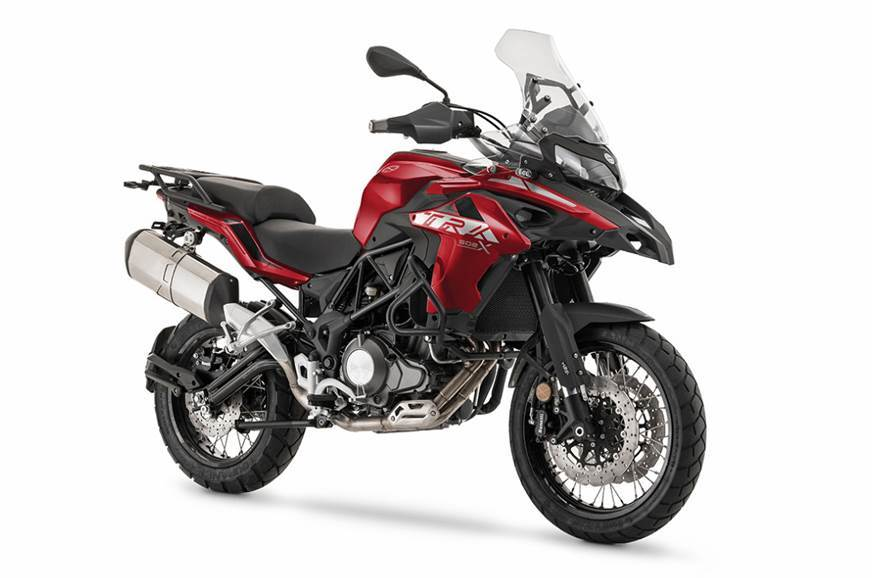 Benelli TRK 502, 502 X to be launched on February 18