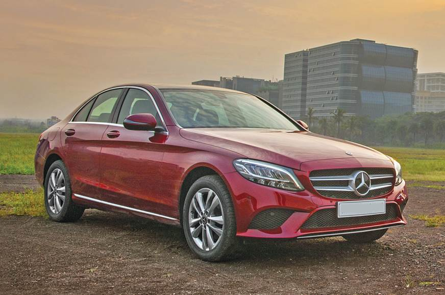 Mercedes-Benz C 200 Progressive launched at Rs 43.46 lakh