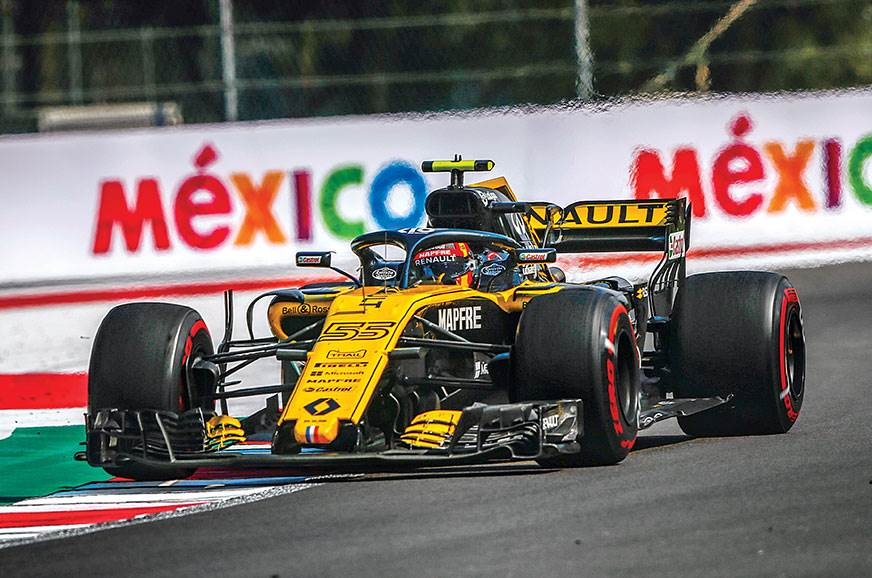Special feature: In Pursuit of Victory - Renault & Formula One