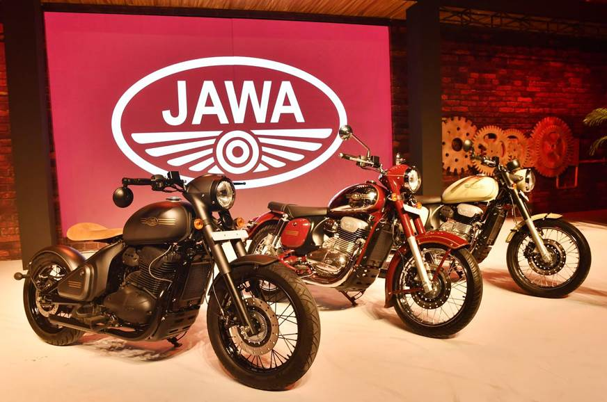 Jawa plans to sell 90,000 units in first year