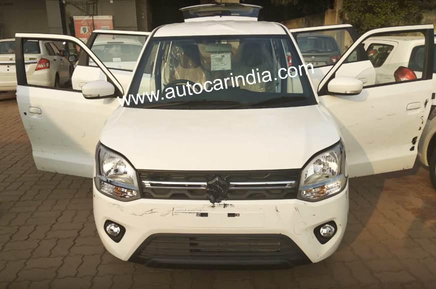 All-new Maruti Suzuki Wagon R ready for launch