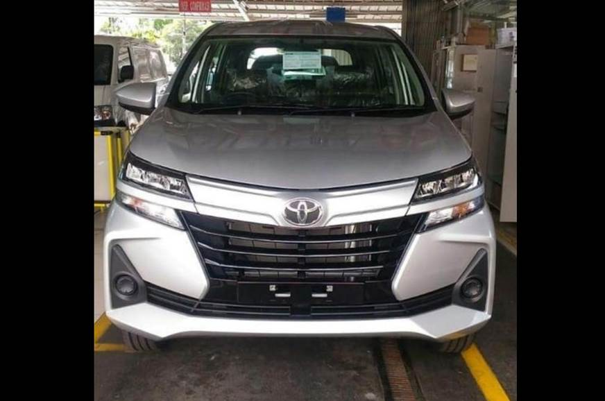 Updated Toyota Avanza leaked ahead of official unveil
