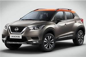 Nissan Kicks to launch on January 22