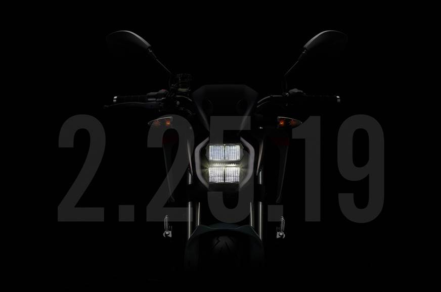 Zero Motorcycles teases new model