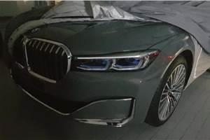 BMW 7 Series facelift leaked ahead of debut