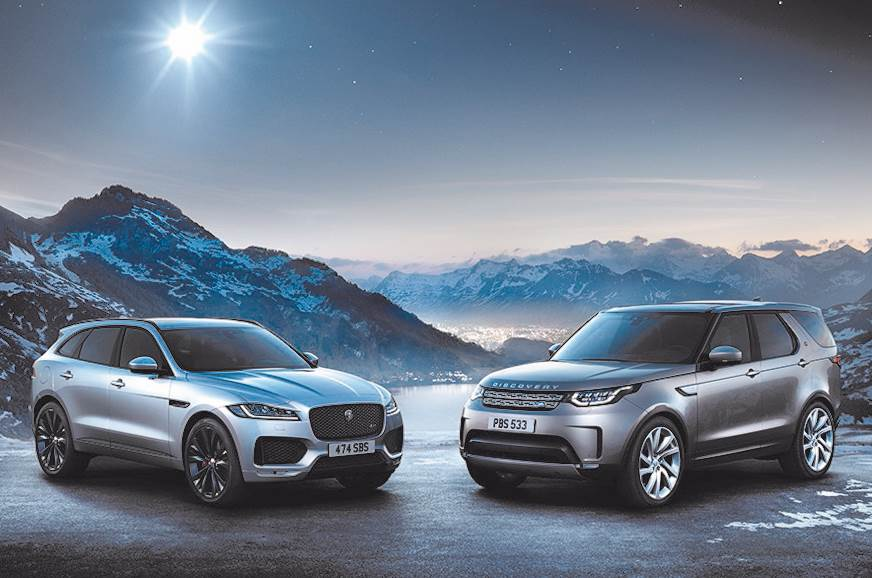 JLR India posts record sales in 2018
