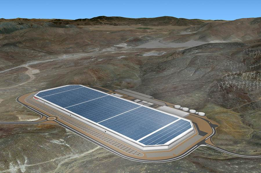 Tesla starts work on its Shanghai Gigafactory