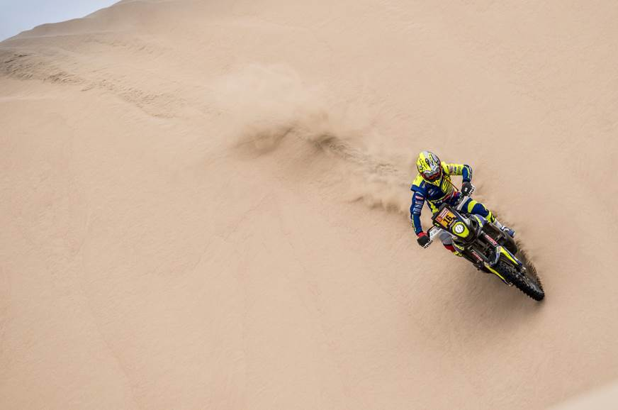 Dakar 2019 kicks off