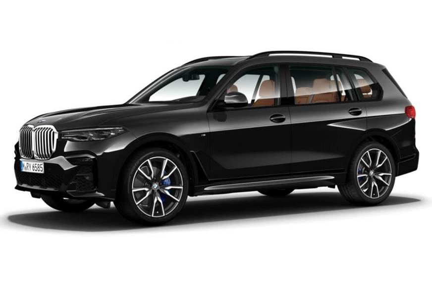 Bmw X7 For India To Be Sold In Two Trims Autocar India