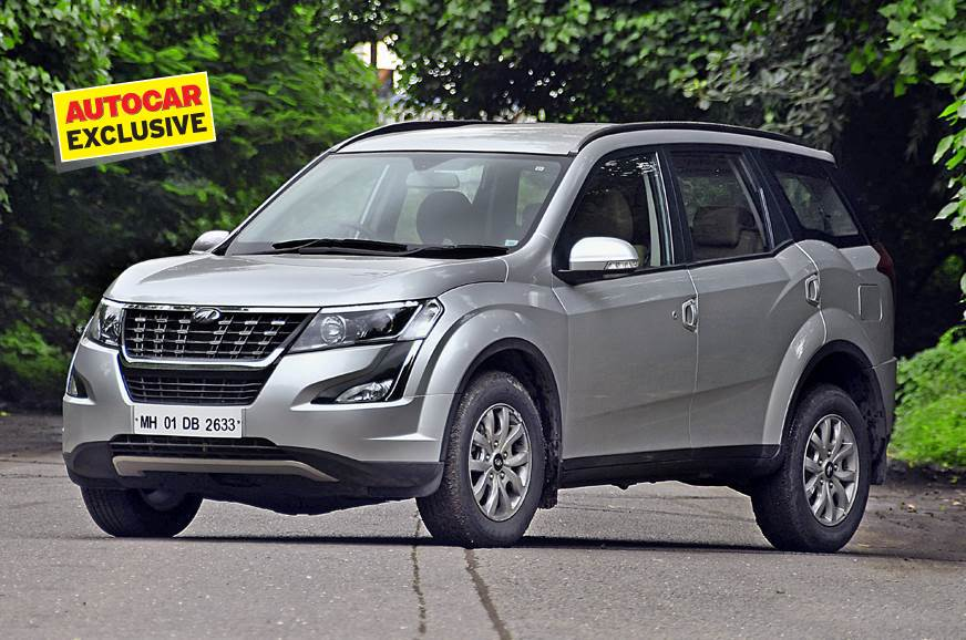 Next-gen Mahindra XUV500 to come by end 2020