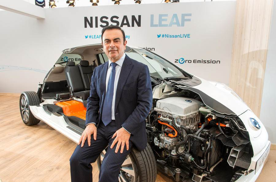 Carlos Ghosn says he is 'wrongly accused' of misconduct