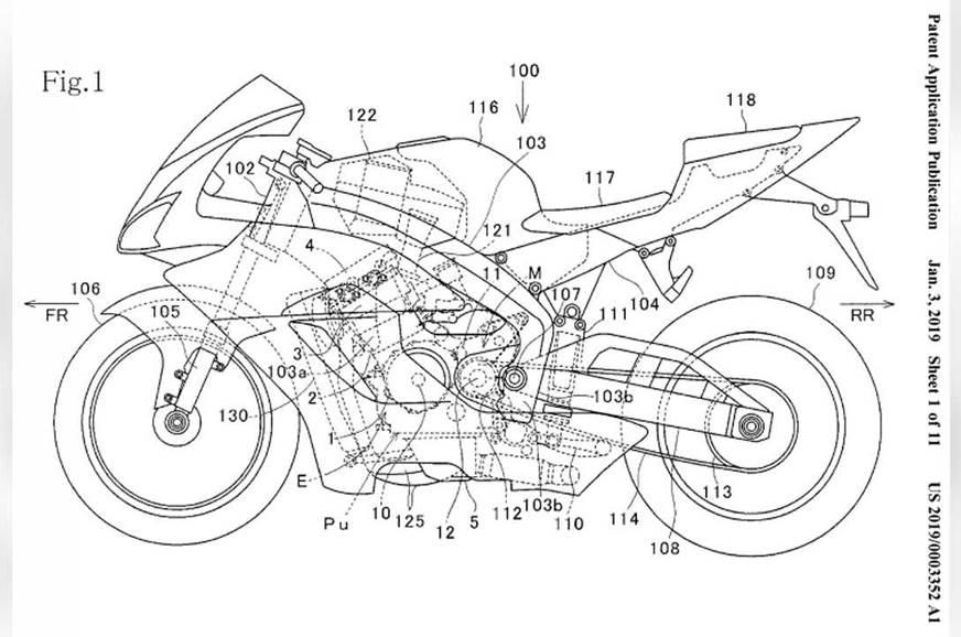 Next-gen Honda CBR1000RR could get VTEC