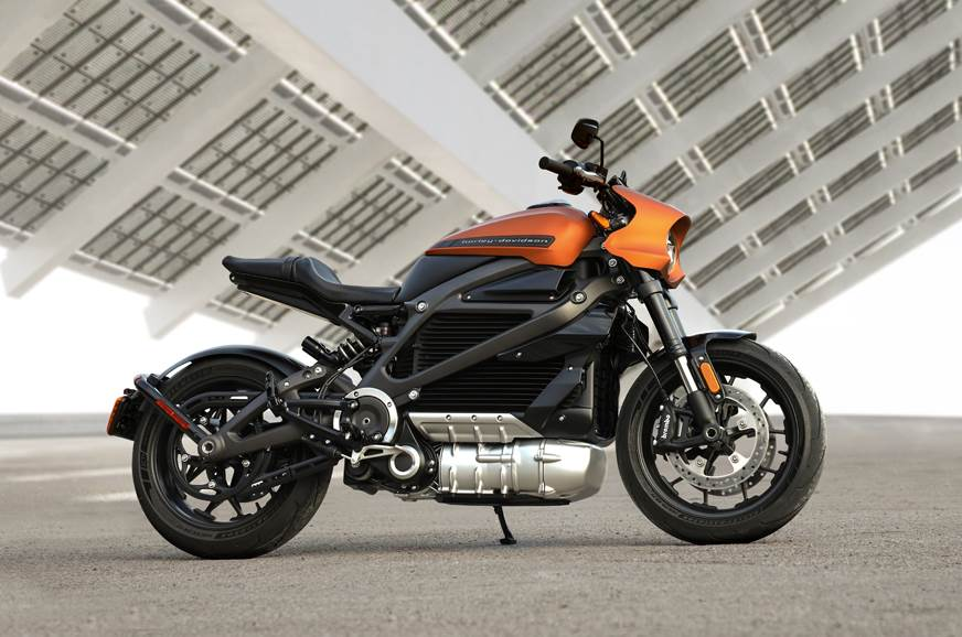 Harley-Davidson LiveWire is the brand's first electric bike