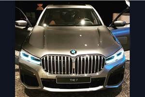 2019 BMW 7 Series facelift leaked in full
