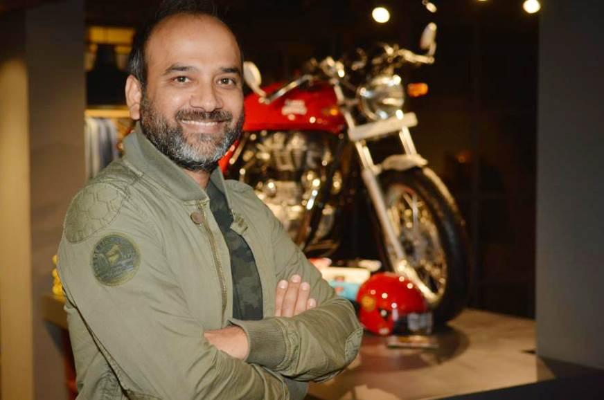 Royal Enfield president Rudratej Singh resigns