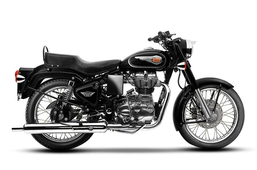 Royal Enfield Bullet 500 ABS launched at Rs 1.87 lakh