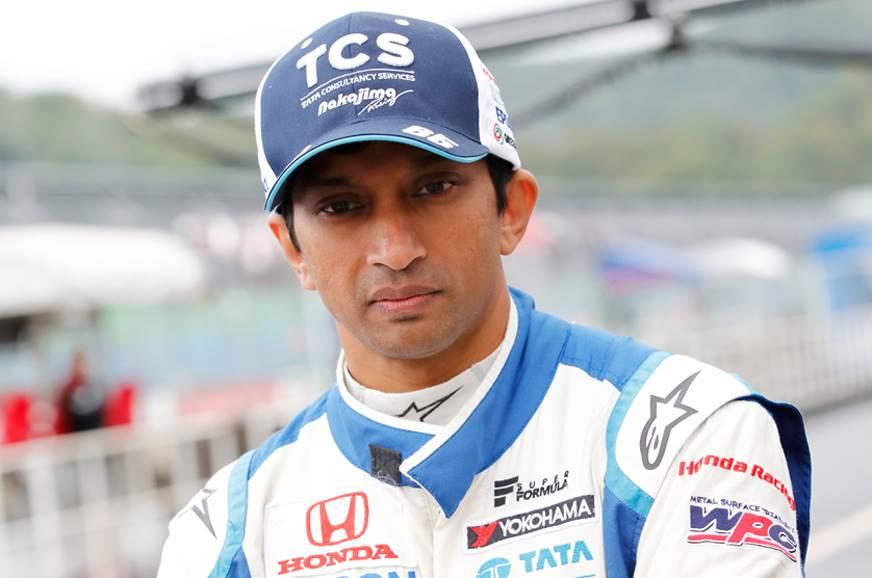 Karthikeyan to race for Nakajima Racing in Japan's Super GT series