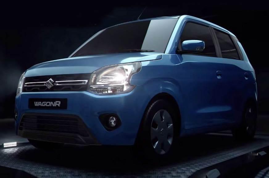 2019 Maruti Suzuki Wagon R bookings open