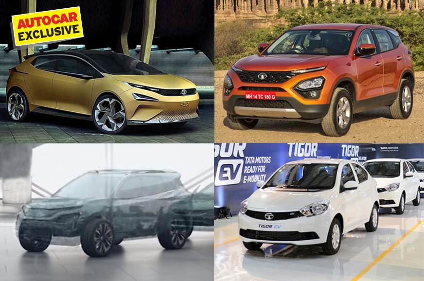 Tata Motors lines up four big launches for 2019