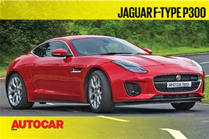 Jaguar F-Type P300 video review