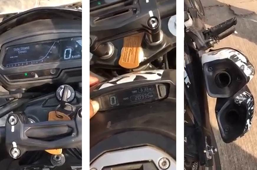 2019 Bajaj Dominar 400 ABS details leaked